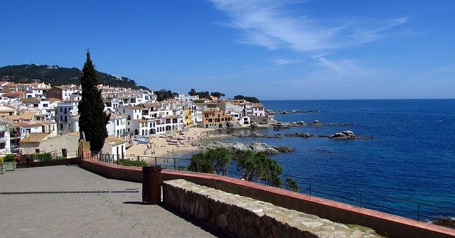 město Calella