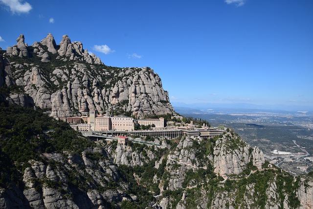 montserrat klášter