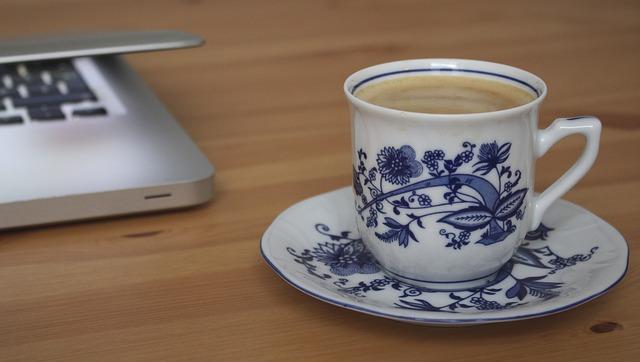 káva u pc