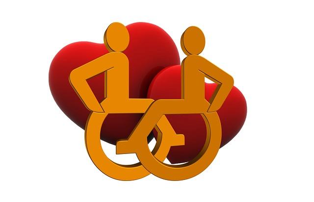 láska zdravotně postižených