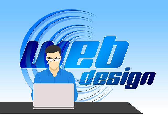 návrh webdesignu