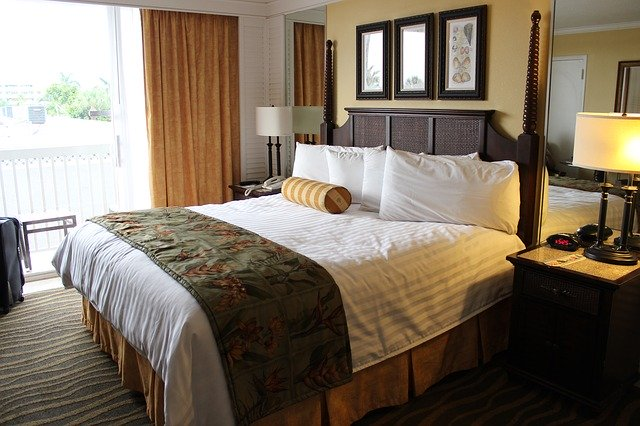 luxusní hotelový apartmán