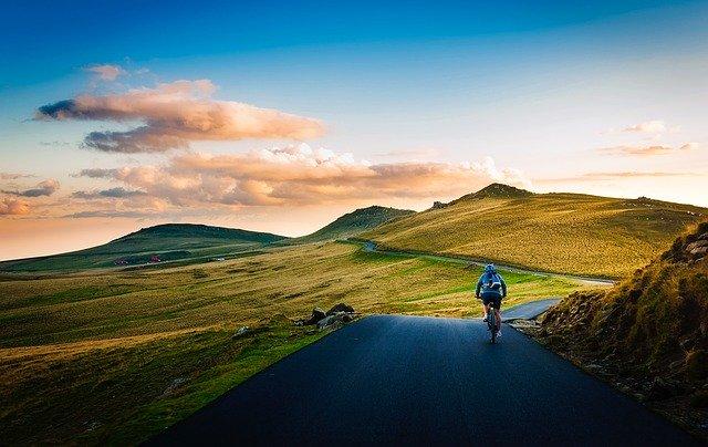 Cyklistika v horách